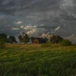 Near Cordell, Oklahoma