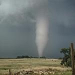 Tornado near Palco.